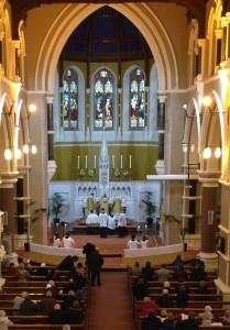 High Mass in New Ross Jan 2014
