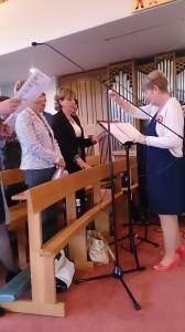 Ihcpt choir