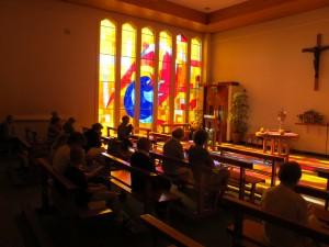 40 hour adoration clonard