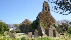 Old church in Carnsore point