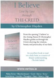 Chris Hayden book