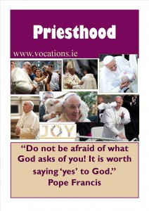 Vocations Sunday 2015 general poster 2