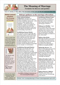 Meaning of Marriage Newsletter Issue 9 for Sunday 17 May 2015 frontjpg1