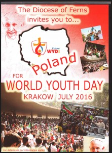 WYD 2016 poster