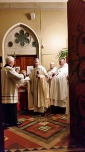 New ross Holy Door