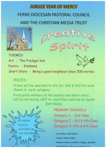 Creative Spirit poster