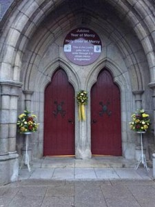 Holy door Cathedral
