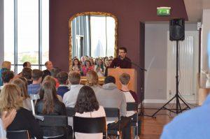 Spirit Youth Presentation of Certs night